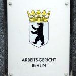 Klage der ULAK über 7.468,00 EUR vom Arbeitsgericht Berlin abgewiesen