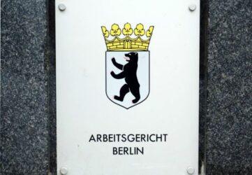 Arbeitsgericht Berlin weist die Klage der ULAK in Höhe von 141.090,00 EUR ab